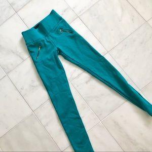 Pants - 🆒 green leggings